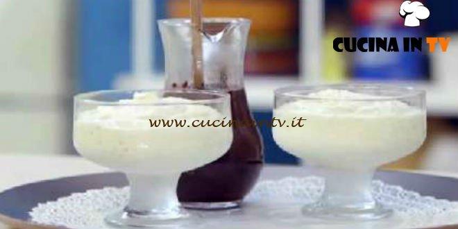 Semifreddo pinoli e miele ricetta Benedetta Parodi da Molto Bene