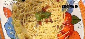La Prova del Cuoco - Spaghetti alla carbonara ricetta Loi
