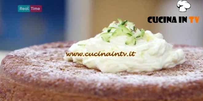 Molto Bene - ricetta Torta cocco e zucchine di Benedetta Parodi