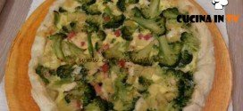 Cotto e mangiato - Torta salata broccoli e patate ricetta Tessa Gelisio