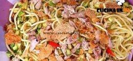 La Prova del Cuoco - Troccoli zucchine sgombro e croccante al limone ricetta Barzetti