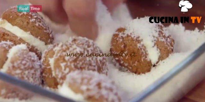 Molto Bene - ricetta Baci da re con caffè shackerato di Benedetta Parodi