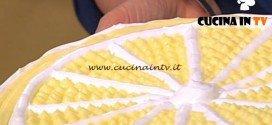 Detto Fatto - ricetta Torta al limone di Franco Aliberti