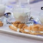 Masterchef 4 - ricetta Caffè macchiato ai porcini con spuma e crema di pecorino di Nicolò