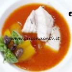 Masterchef 4 - ricetta Filetto di storione cotto in infusione di vaniglia ed anice stellato di Nicolò