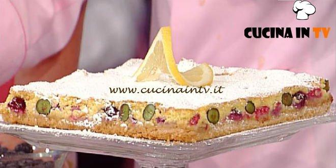 La Prova del Cuoco - Key lemon ai mirtilli e lamponi ricetta Remine