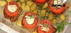 La Prova del Cuoco - Pomodori alla Garibaldi ricetta Messeri