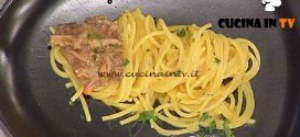 La Prova del Cuoco - Spaghetto Milano ricetta Ribaldone