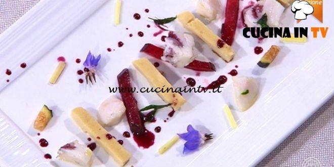 Masterchef 4 - ricetta Terrina di pesce di lago con luccio e riduzione di Gutturnio di Nicolò