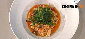La Prova del Cuoco - ricetta Cavatelli ai sapori di Calabria