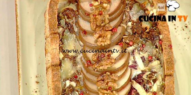 La Prova del Cuoco - Cestino di cacio e pere ricetta Luisanna Messeri