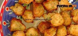La Prova del Cuoco - Frittelle alle erbe ricetta Anna Moroni