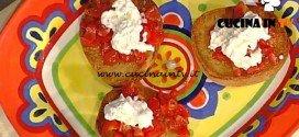 La Prova del Cuoco - Frisella ricetta Gabriele Bonci