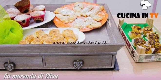 Bake Off Italia 3 - ricetta Cupcake alla stracciatella di Elisa
