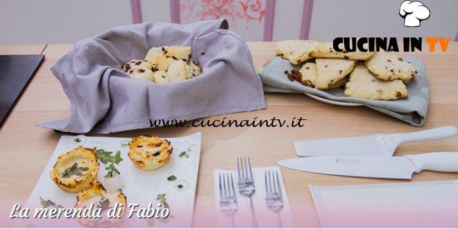 Bake Off Italia 3 - ricetta Scones di Fabio