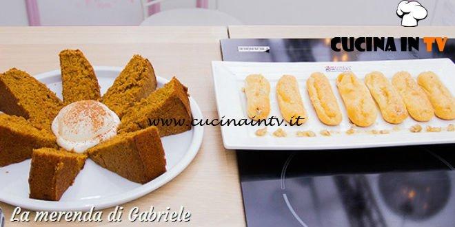 Bake Off Italia 3 - ricetta Carrot cake di Gabriele