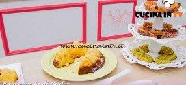 Bake Off Italia 3 - ricetta Ciambellone di pere allo yogurt di Giulia