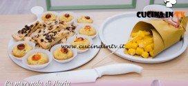 Bake Off Italia 3 - ricetta Polenta dolce con salsa al cioccolato di Ilaria