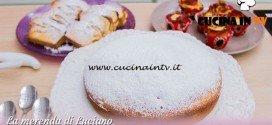 Bake Off Italia 3 - ricetta Torta allo yogurt di Luciano
