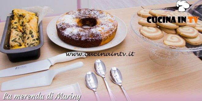 Bake Off Italia 3 - ricetta Ciambellone marmorizzato arancia e cacao di Mariny