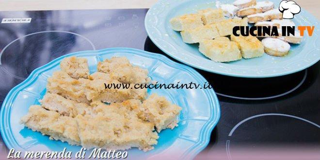 Bake Off Italia 3 - ricetta Biscottini di mele e cannella di Matteo
