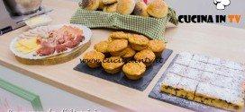 Bake Off Italia 3 - ricetta Quadrotti ricotta e gocce di cioccolato di Patrizia