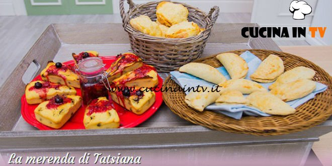 Bake Off Italia 3 - ricetta Zapekanka di Tatsiana