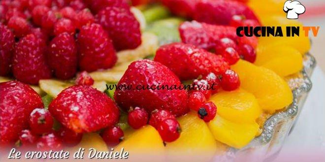 Bake Off Italia 3 - ricetta Crostata Linzer di Daniele