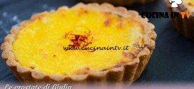 Bake Off Italia 3 - ricetta Crostata al cacao crema pasticcera e cocco di Giulia