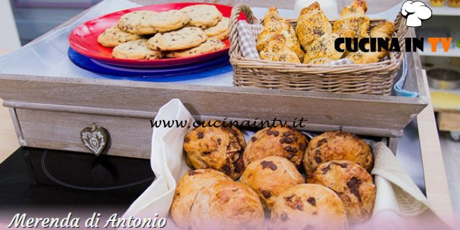 Bake Off Italia 3 - ricetta Chocolate chips di Antonio