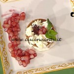 La Prova del Cuoco - ricetta Mousse di ricotta e pere