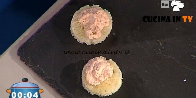 La Prova del Cuoco - ricetta Salmone in tutte le salse