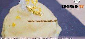 Bake Off Italia 3 - ricetta Sospiri al limone con gelatina di limone di Pietro