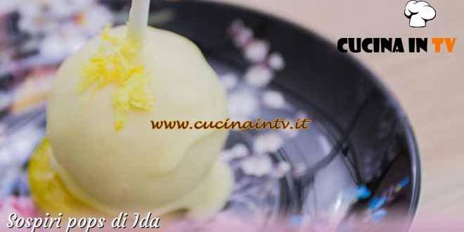 Bake Off Italia 3 - ricetta Sospiri pops di Ida