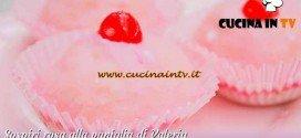Bake Off Italia 3 - ricetta Sospiri rosa alla vaniglia di Valeria