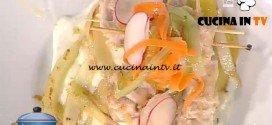 La Prova del Cuoco - Spiedini di spada e verdure all'agro ricetta Marco Parizzi