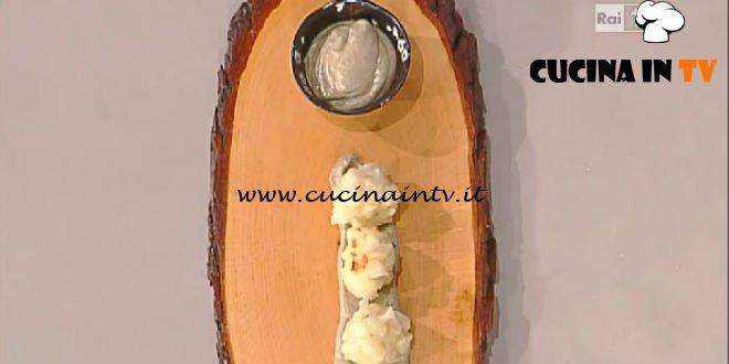 La Prova del Cuoco - Tempura medio-orientale ricetta Hirohiko Shoda