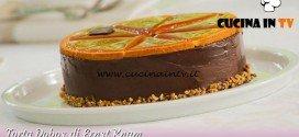 Bake Off Italia 3 - ricetta Torta Dobos di Ernst Knam