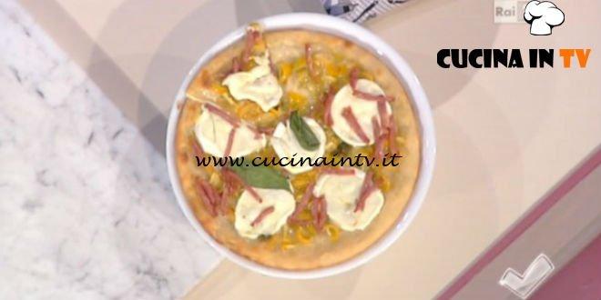Detto Fatto - ricetta Pizza gold di Ciccio Pizza
