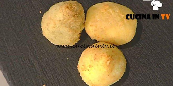 La Prova del Cuoco - ricetta Arancini Bellini