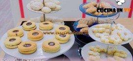 Bake Off Italia 3 - ricetta Ciambelline, amaretti e canestrelli di Antonio