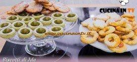Bake Off Italia 3 - ricetta Ricciarelli, occhi di bue e ciambelline di Ida