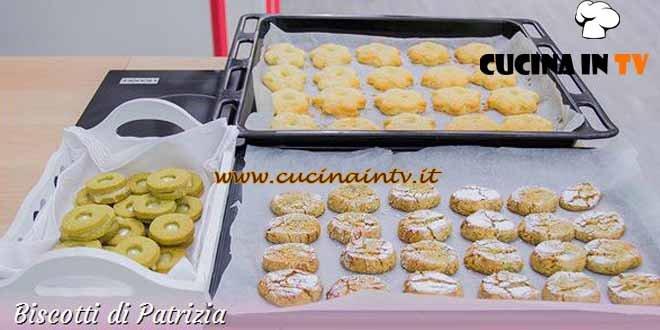 Bake Off Italia 3 - ricetta Canestrelli, ricciarelli e amaretti di Patrizia