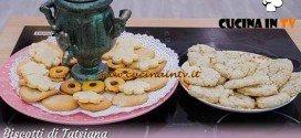 Bake Off Italia 3 - ricetta Canestrelli, ricciarelli e amaretti di Tatsiana