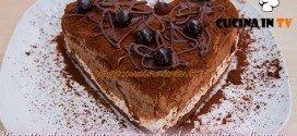 Bake Off Italia 3 - ricetta Biscotto al cioccolato con crema al cioccolato e liquore alla ciliegia di Pietro
