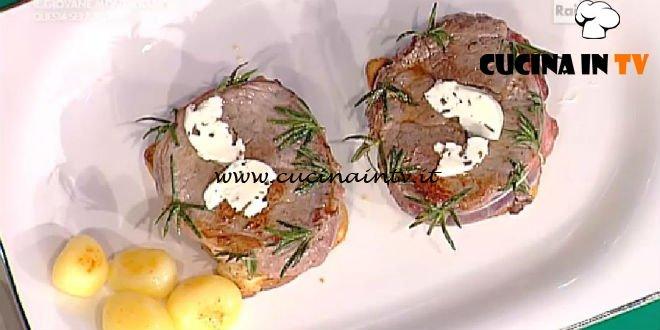 La Prova del Cuoco - Bistecca Bice ricetta Luisanna Messeri