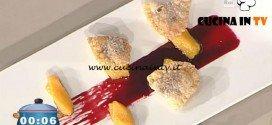 La Prova del Cuoco - ricetta Calcionetti abruzzese