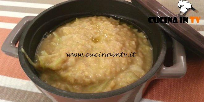 Cotto e mangiato - Crema di ceci ricetta Tessa Gelisio