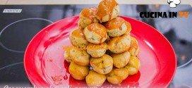 Bake Off Italia 3 - ricetta Croquembouche agli agrumi e cioccolato di Patrizia