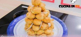 Bake Off Italia 3 - ricetta Croquembouche al cocco e lime di Ida
